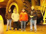 Motter Race Team with Caterpillar Mining Truck (2).JPG