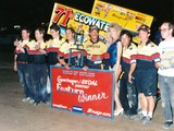 10-Kenny Jacobs with crew at Eldora in 1994.jpg
